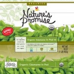 Nature's Promise Edamame Recalled for Undeclared Soy