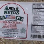Neto's Sausage Recalls Meat and Poultry Products for Lack of Inspection