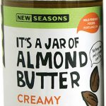New Seasons Almond Butter Recalled for Undeclared Peanuts