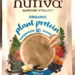 Nutiva is recalling Superfood Shake 30 for Undeclared Peanuts