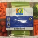 O Organics Vegetable Trays Recalled for Undeclared Egg, Milk and Soy
