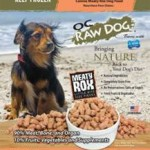 OC Raw Dog Food Recalled for Possible Salmonella