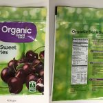 Great Value Frozen Dark Sweet Pitted Cherries Recalled for Listeria