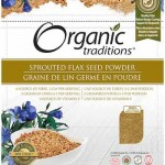 Organic Traditions Flax Seed Powder Recalled for Salmonella