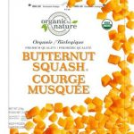 Organic by Nature Butternut Squash Listeria Monocytogenes Recall