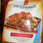 P.F. Chang's Recall of Frozen Entrees for Foreign Material Expanded