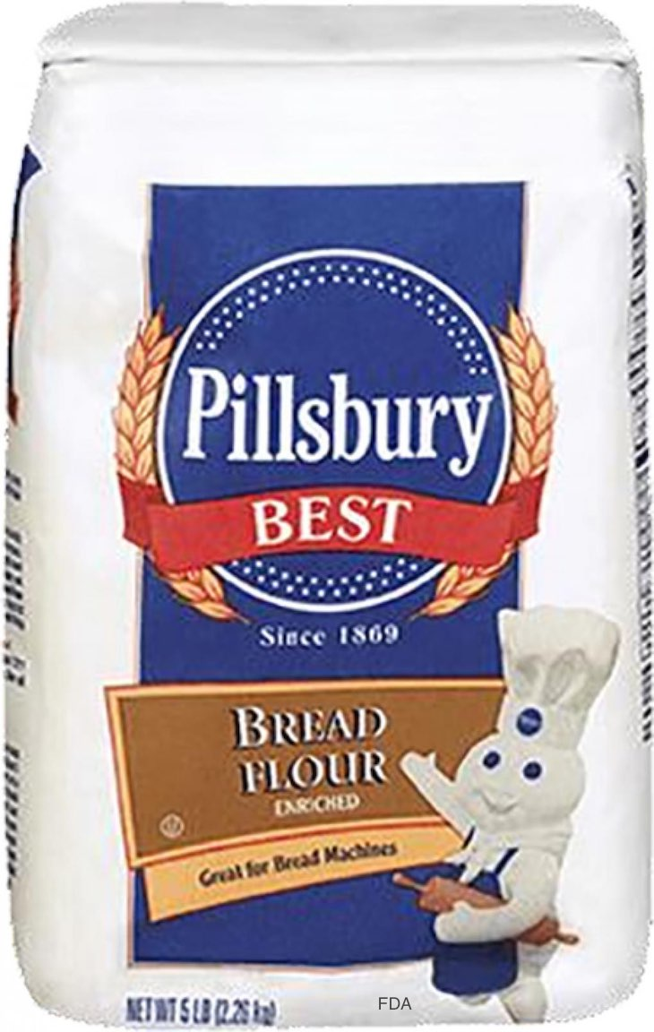 Pillsbury Bread Flour Recalled For Possible E. coli Contamination