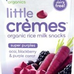 Plum Organics Recalls Little Cremes for Choking Hazard