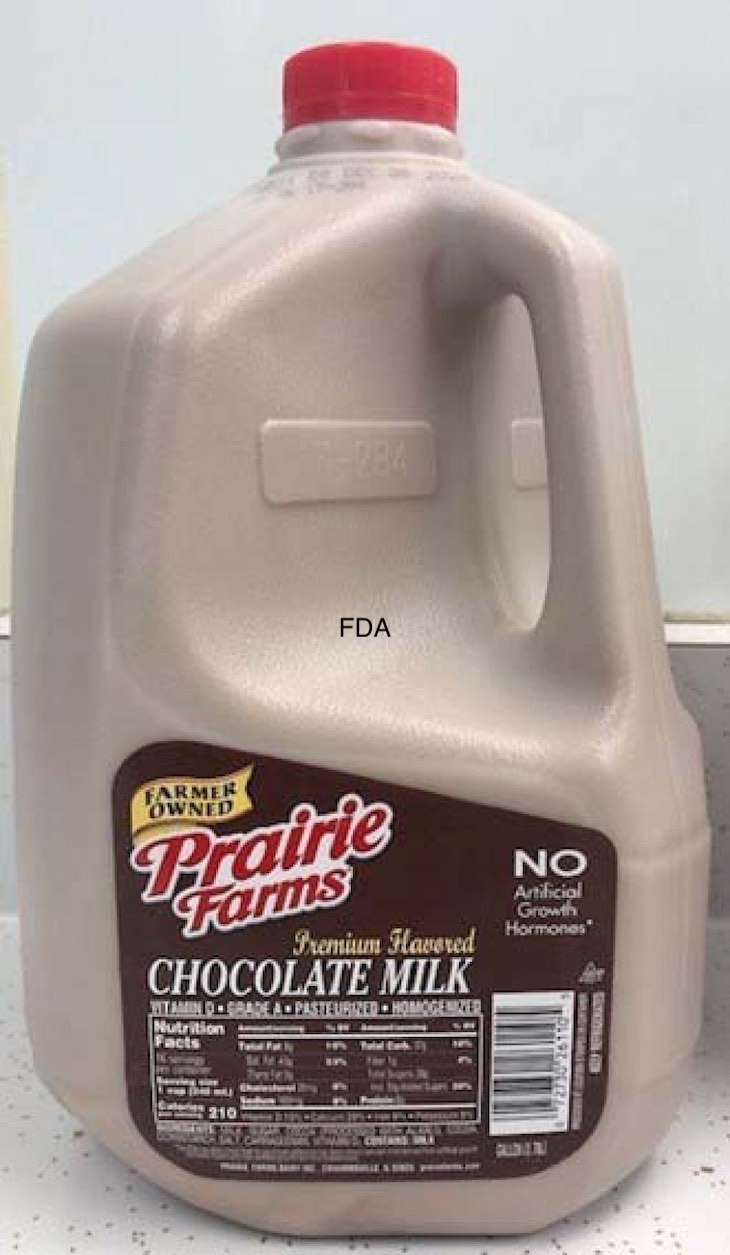 Prairie Farms Chocolate Milk Recalled For Undeclared Egg