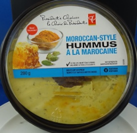 Presidents Choice Moroccan Hummus Staphylococcus Recall