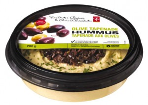 Presidents Choice Olive Hummus Recall