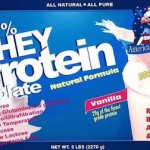 American Pure Whey Recalled for Undeclared Milk and Soy