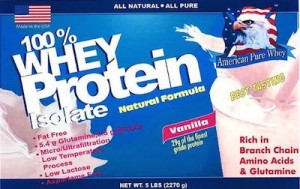 Pure Whey Protein Recall