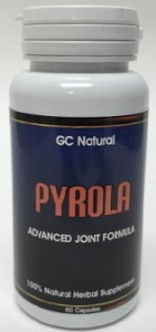 Pyrola Dietary Supplement Recall
