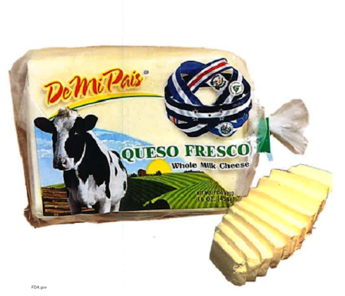 Queso Fresco Cheese Listeria Recall