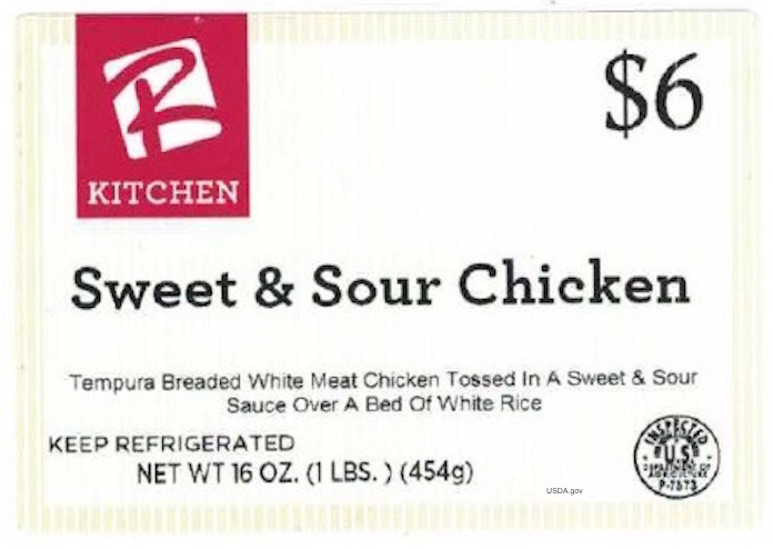 R Kitchen Chicken Recall