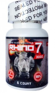 RHINO 7 Dietary Supplement Recall