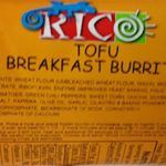 Two Recalls: Tofu Burritos for Undeclared Soy, Orange Juice and Punch for Undeclared Milk