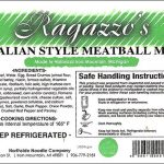 Ragazzo's Italian Style Meatball Mix Recalled for Soy