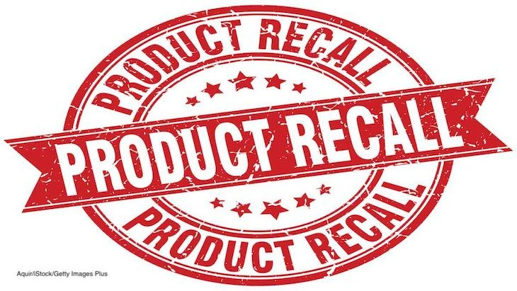 Thrifty Kitchens Beef & Barley Soup Recalled For Allergens