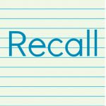 Secondary Salmonella Recalls of Products Made with Dry Milk