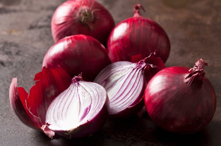 FDA Says Salmonella Newport Onion Outbreak Over After 1,127 Sickened