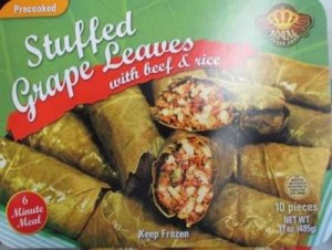 Royal Foods Frozen Products Recall