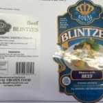 Royal Frozen Food Blintzes Recalled for Undeclared Milk
