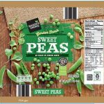 Recall of Aldi Season's Choice Frozen Peas for Listeria Updated