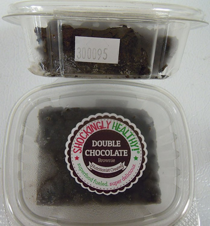 Shockingly Healthy Brownie Recall