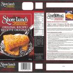 Shore Lunch Fish Breading/Batter Mix Recalled in Canada for Salmonella