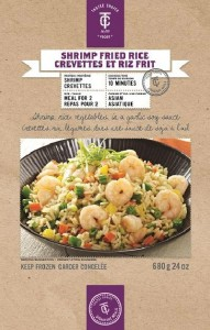 Shrimp Fried Rice Milk Recall