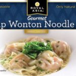 Royal Asia Shrimp Wonton Noodle Soup Recalled After Allergic Reaction