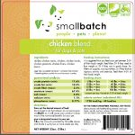 Smallbatch Pets Recalls Frozen Chicken Blend for Salmonella