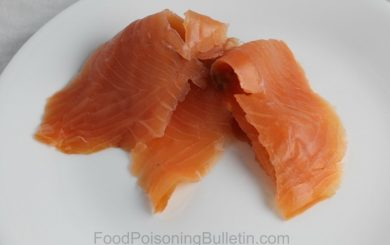 Food poisoning bulletin food safety and e coli news for Raw fish food poisoning