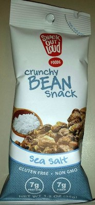 Snack Out Loud Bean Snack Recall