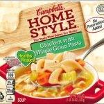 Campbell Chicken Soup Brand Recalled for Undeclared Milk Allergen