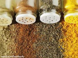 Spices and Jars