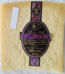 St. Jorge Recalled Raw Milk Cheese Staphylococcus