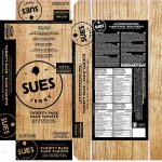 Sue's Sweet Sesame Pork Jerky Recalled for Allergens in Canada