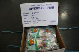 Sunrise Dehydrated Fish Botulism Recall