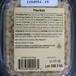 Superior Nut & Candy Recalls Pine Nuts for Salmonella