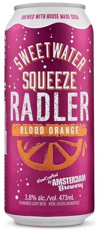 Sweetwater Squeeze Radler Recall