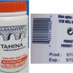 Tahina Recalled in Canada Because of Possible Salmonella