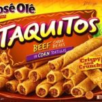 Jose Ole Beef Taquitos Recalled for Foreign Material