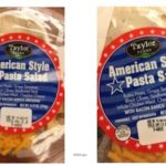 Taylor Farms Recalls Chicken Salad for Undeclared Fish
