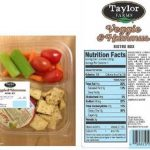 Taylor Farms Snack Trays Recalled for Possible Listeria