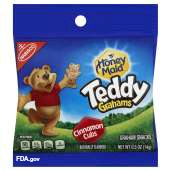 Teddy Grahams Recall