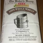 Whole Wheat Flour Recalled for Possible Foreign Material