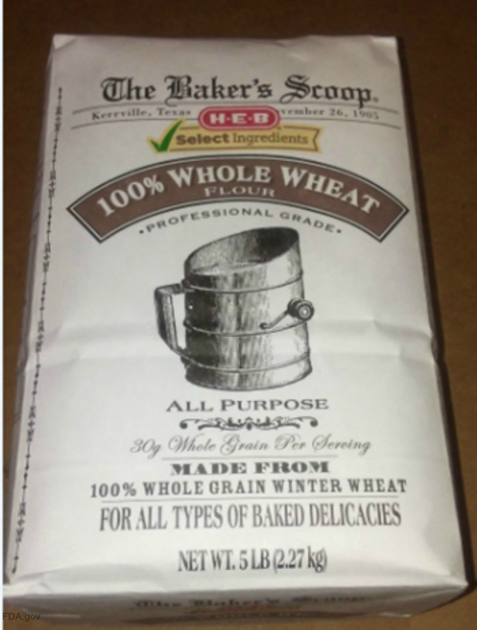 The Baker's Scoop Flour Recall